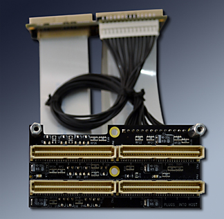 PMC extender board/cable