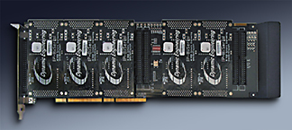 5 IP slots in a PCI card