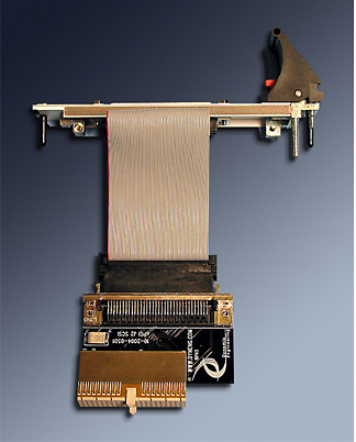 cPCI-J2-SCSI connector board