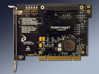 PCI adapter to PC104p and PCI-104