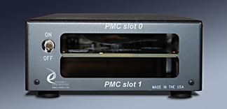 2 slot Chassis for PMC mini carriers
